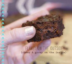oh, hopscotch!: sunday snack :: alterna-brownies