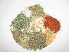 parmesan herb dip mix