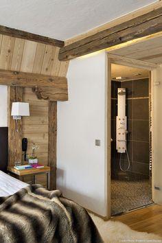 Hôtel La Clusaz, la salle de bains
