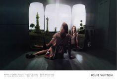 The Look: Wonderland - Louis Vuitton Spring/Summer 2012 campaign by Mert and Marcus.