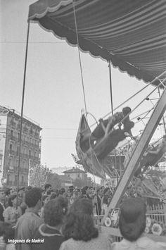 Verbena, Madrid, Fair Grounds, Travel, Fiestas, Fotografia, Past Tense, Pictures, Viajes