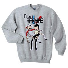 awesome Twenty One Pilots Adventure Time Sweater and Hoodie - peanutsausage.com