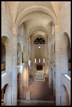 Spoleto - Basilica di S. Eufemia