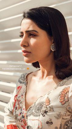 Beautiful Bollywood Actress, Beautiful Indian Actress, Beautiful Actresses, Samantha Images, Samantha Ruth, Girls In Mini Skirts, South Actress, India Beauty, Gorgeous Women