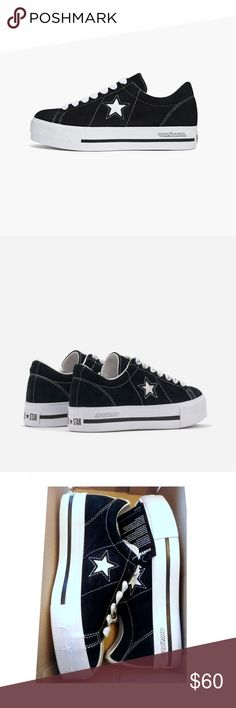 abb7d61e306 Converse x Mademe Size 8 Low Top Suede Sneakers Converse  Brand new with  box NWB