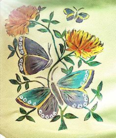 Fly, fly, butterfly! (handmade painting 💞) #paint #painting #flower #butterfly #handmade #handmadeart #uniquepainting #lovelycolours… Butterfly, Painting, Flower, Handmade, Instagram, Hand Made, Painting Art, Paintings, Painted Canvas