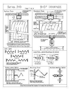 Meilleur logiciel de plan de maison et d 39 am nagement - Porte accordeon castorama ...