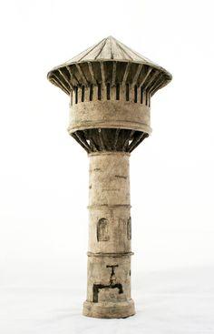 Om de waterstand in polder Arkemheen op peil te houden werd in 1863 een windwatermolen gebouwd. Deze