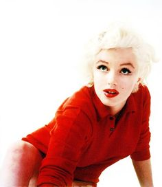Marilyn Monroe by Milton Greene (1955)