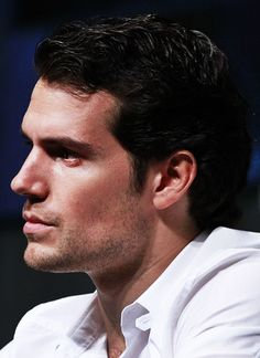Henry Cavill >>Beautiful at every angle.