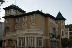 Villa Onieva, parte trasera