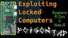 PoisonTap - exploiting locked machines w/Raspberry Pi Zero - YouTube