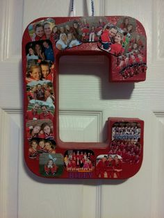 Made as a cheer gift for my daughters cheerleading squad