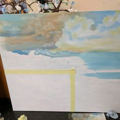 New HUGE A0 Size painting coming up for you guys!