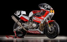 The great beauty of the races - RocketGarage - Cafe Racer Magazine