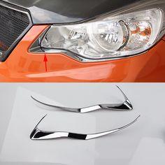 $47.05 (Buy here: https://alitems.com/g/1e8d114494ebda23ff8b16525dc3e8/?i=5&ulp=https%3A%2F%2Fwww.aliexpress.com%2Fitem%2F2016-Car-Styling-2-Pcs-Set-ABS-Trim-Protection-Accessories-Headlight-Frame-Daytime-Running-Light-Cover%2F32686168048.html ) 2016 Car Styling 2 Pcs/Set ABS Trim Protection Accessories Headlight Frame Daytime Running Light Cover For Subaru XV 2012-2016 for just $47.05