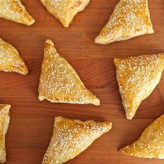 Potato Cheese Bourekas | Shiksa in the Kitchen