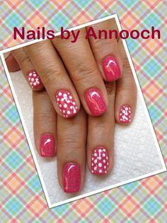 CND Shellac in Pink Bikini