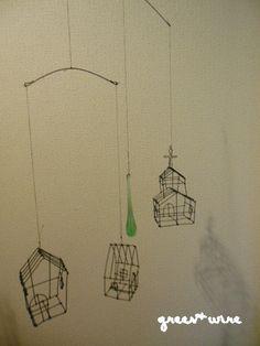 green+wire です。 : petit panier