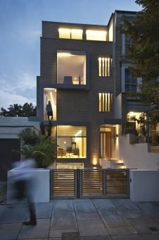 NUMBER NINETY - NEW BUILD HOUSE IN HOLLAND PARK CENTRAL LONDON by Smerin Architects