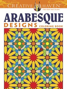 Based on the traditional embellishments found on the walls, ceilings, windows, and doors of the famous European castle complex, this collection offers 31 dazzling images. Illustrations are printed on only one side of the perforated pages for easy removal and display. Previously published as  Alhambra Coloring Book .
