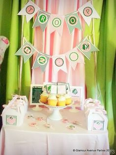 Girl Scout Spa Party #girlscout #spaparty