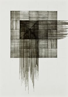 "tssbnchn: ""Tássia Bianchini, Drawings - 2014 size) ""Nothing precisely defined in the light of transitivity"" "" Parametrisches Design, Abstract Expressionism, Abstract Art, Modern Art, Contemporary Art, Plakat Design, Illustration Art, Illustrations, Art Graphique"