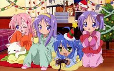 FUNimation Adds 'Lucky Star' Anime Series, OVA Rights