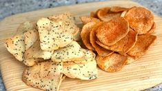 How to make thin crispy Keto Chips