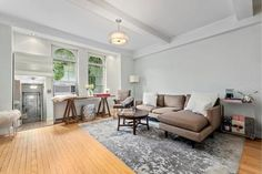 Learn more about this Studio Cooperative for sale on West Street in Chelsea - make an appointment with one of our realtors today! Manhattan Real Estate, Olympic Size Pool, Deep Soaking Tub, Hudson Yards, California Closets, Ceiling Hanging, Pedestal Sink, Bike Storage, Steam Room