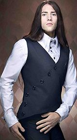 Top Gothic Fashion Tips To Keep You In Style. As trends change, and you age, be willing to alter your style so that you can always look your best. Consistently using good gothic fashion sense can help Steampunk Men, Steampunk Clothing, Steampunk Fashion, Gothic Fashion, Mens Fashion, Fashion Outfits, Gothic Clothing, Fashion Clothes, Style Fashion