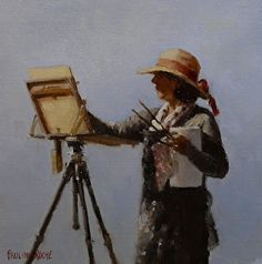Pauline Roche | Work Detail: Plein Air
