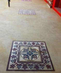 Categoría Siete :: Home Tile Design, The Hamptons, Tiles, Sweet Home, Flooring, Architecture, Interior, Home Decor, Side Porch