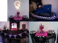 Our Monster High Party