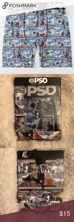 PSD BOXERS Brand new PSD money diamond boxers PSD Underwear & Socks Boxers