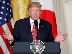 Trump vive solitario período inicial en la Casa Blanca