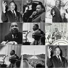 Motivation Mondays: I Have A Dream - #MLKDay