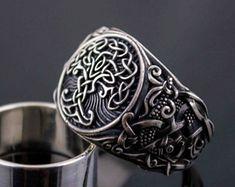 Картинки по запросу ring with an oak symbol
