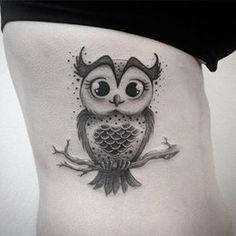 Tatuagem de coruja: por que fazer uma?A coruja é uma ave noturna, e, em…