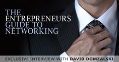 The Entrepreneur's Guide to Networking #Entrepreneur  #Networking