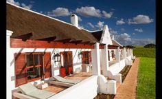 Stellenbosch - Aaldering wine estate www.aaldering.co.za/lodges/ Lodges, Google Images, Vineyard, Villa, Wines, Places, South Africa, Outdoor Decor, Hotels