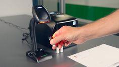 BESSERDRUCKEN: Duplizieren von Labor-Etiketten <!--[if !supportLi... Printer, Home Appliances, Scanner, Pos, Beer Labels, Printing, Flasks, House Appliances, Printers