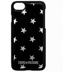 Zadig  Voltaire Iphone Case 6/7 Ao Stars (€34) ❤ liked on Polyvore featuring accessories, tech accessories, phone cases, phone, natural, iphone cases, iphone sleeve case, iphone cover case and apple iphone case