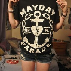 A little more my style. Band tees love
