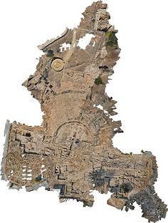 Archaeologists Map Roman Theater District in Cyprus http://archaeology.org/news/3872-151111-nea-paphos-map