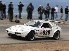 2011 Outlaw Porsche 928 Pikes Peak racer Porsche 928, Pikes Peak, Dirt Track, Racing, Vehicles, Car, Vintage, Running, Automobile