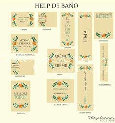 #helpdebaño #kitdebaño #theplannerboutique @theplannerboutique