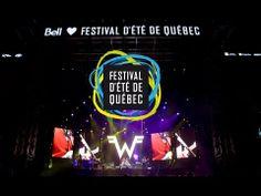 Quebec City #Music Festival   2013 Festival d'été de #Québec on mikesroadtrip.com