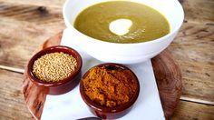 Soep is heerlijk, makkelijk van te voren te maken en goed te bewaren in de vriezer. Voor de dagen dat je geen zin heb om te koken.