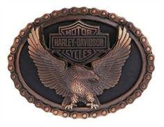 Best Harley Davidson Belt Buckles for Men